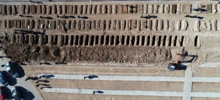 Belediye hazırlıklarını tamamladı: 2 bin mezar sahibini bekliyor
