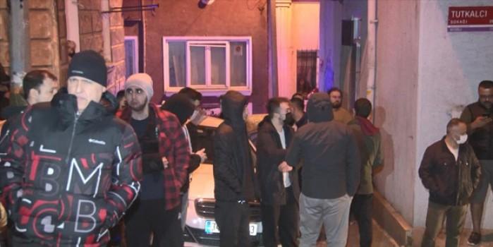 Beyoğlu'nda halkı sokağa döken olay