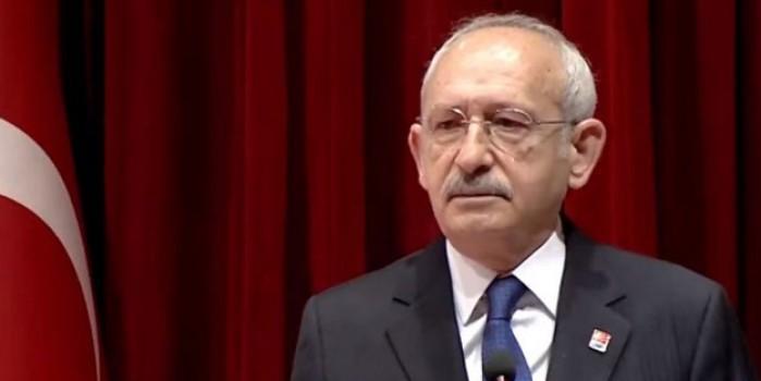 Bi' bu kalmıştı!.. Kılıçdaroğlu'ndan AK Parti