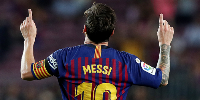 Bomba iddia: Messi 10 yıllık anlaşmaya imzayı atıyor!