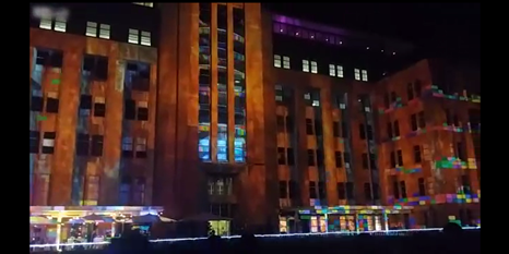 Böyle bir bina görmediniz...