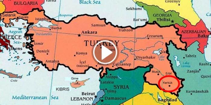 'Bütün Dünya bilmelidir; Kerkük Türktür, Türk kalacak!'