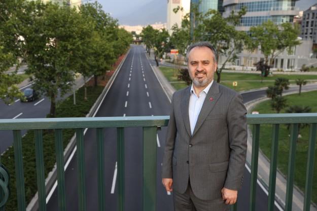 Büyükşehir çok çalıştı, yollar Bursa'ya yakıştı
