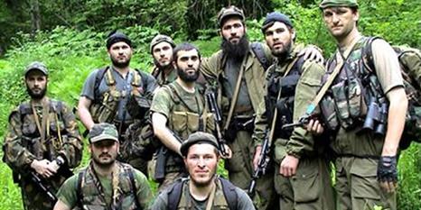 Çeçen mücahitlerden Ruslara Şatoy baskını
