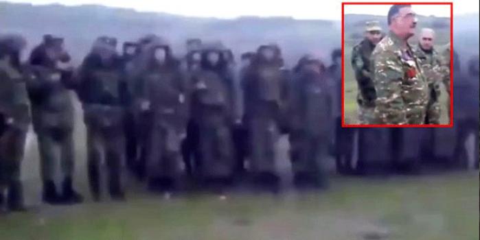 Cepheden kaçan Ermeni askerlerine böyle müdahale edildi!