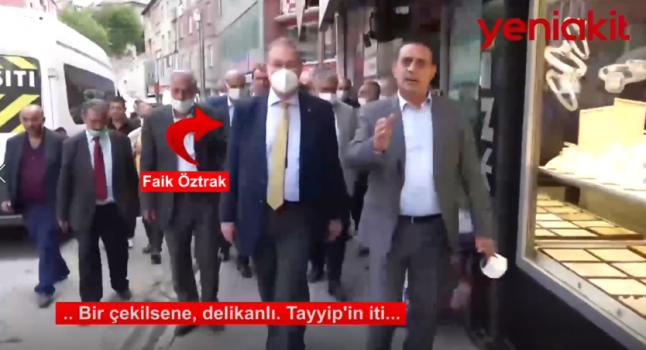 CHP'li başkandan gazeteciye skandal hakaret!