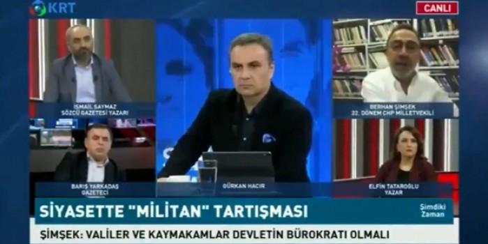 CHP'li Berhan Şimşek'in 'Cuma hutbesi' cehaleti alay konusu oldu!