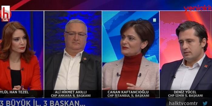 CHP'li Canan Kaftancıoğlu'nu rezil eden 'İstanbul' ölçülendirmesi!