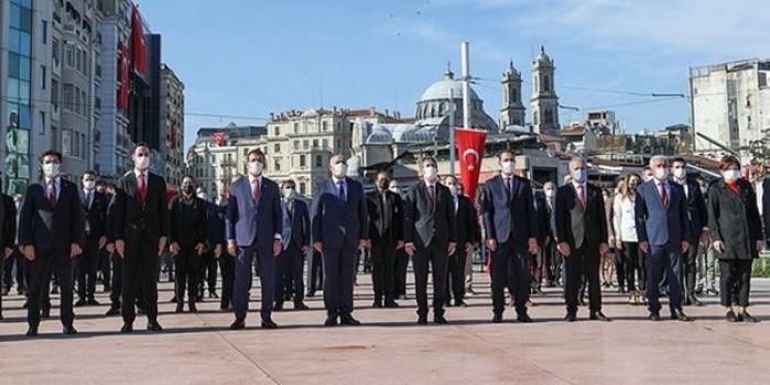CHP'li Ekrem İmamoğlu'ndan 23 Nisan provokasyonu!