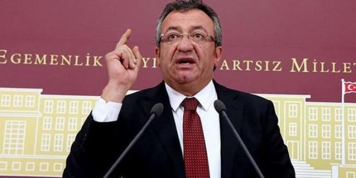 CHP'li Engin Altay'dan skandal! Mehmetçiğe 'militan' dedi