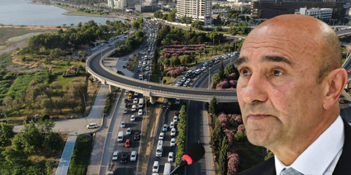 CHP'li İzmir Belediyesi'nden trafiğe muazzam formül Kavşak yapmak yerine…