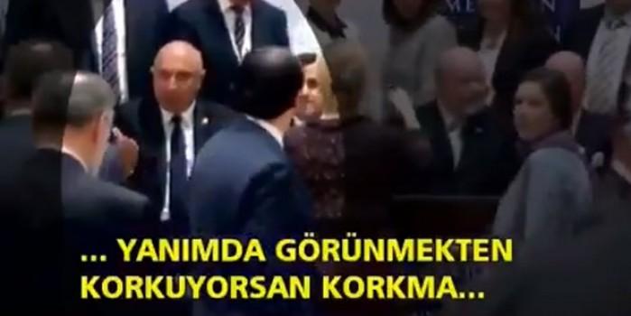 CHP'li Özkoç ile FETÖ'cü imam arasında bomba diyalog: Yanımda görünmekten korkma