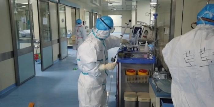 Çin'de ölü sayısı bin 523'e çıktı