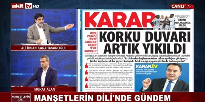 Boykotu itibarsızlaştırmasına tepki: 'Çocukça şeyler' ise sen niye korkuyorsun Ali Babacan?