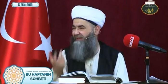 Cübbeli Ahmet Hoca'dan flaş çıkış: Şimdi bu Fox kanalı bile...