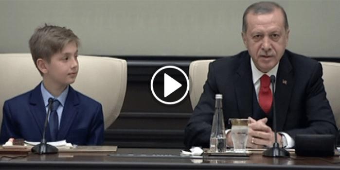 Cumhurbaşkanı Erdoğan merak edilen soruyu cevapladı
