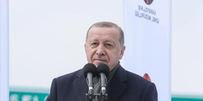 Cumhurbaşkanı Erdoğan: Türkiye'nin Suriye ve Libya politikaları ne bir maceradır ne de keyfekeder bir tercihtir