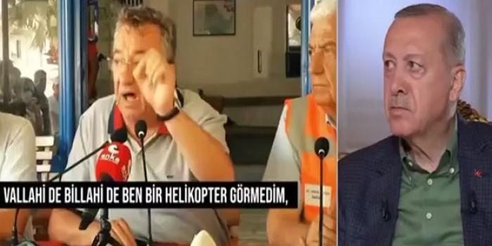 Cumhurbaşkanı Erdoğan'dan CHP'li Altay'a cevap: Zaten öylesin