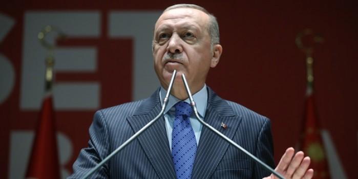 Cumhurbaşkanı Erdoğan'dan Necmeddin Erbakan paylaşımı