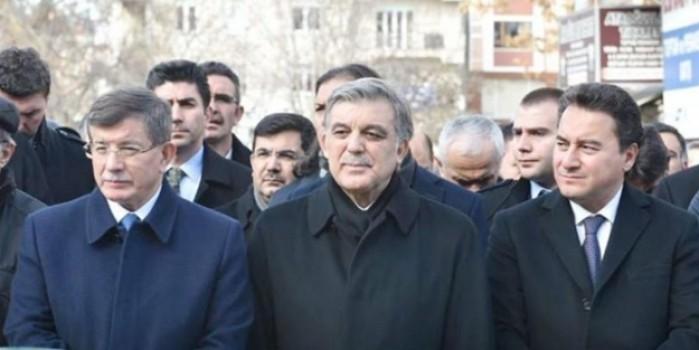 Davutoğlu'ndan 'Abdullah Gül' itirafı: Ali Babacan ve Beşir Atalay...