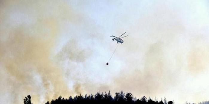 Denizli'de yangın mı çıktı? Denizli orman yangını son dakika! Yangınlar nerede var?