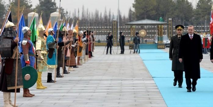 Diriliş 'Erdoğan' paylaşım rekoru kırıyor!
