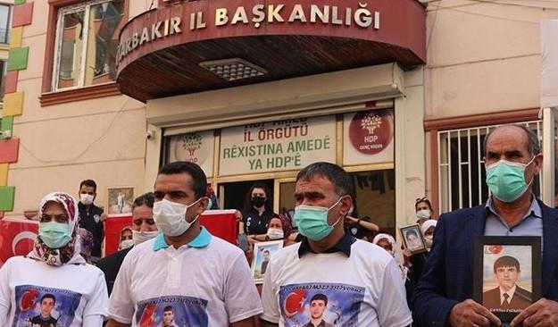 Diyarbakır annelerinden HDP Milletvekili Meral Danış Beştaş'a tepki