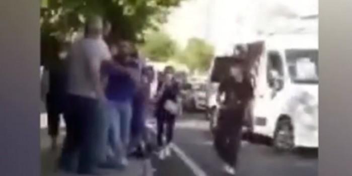 Diyarbakır'da öksürük kavgası