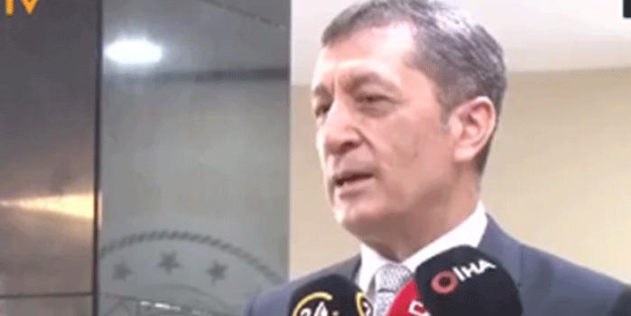 EBA TV'ye erişim sorunu! Milli Eğitim Bakanı Ziya Selçuk'tan açıklama