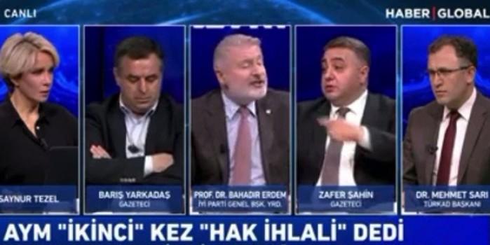 Elindeki 56 kişinin kanına ortak oldu! İYİ Parti'li isimden skandal: Demirtaş serbest bırakın!