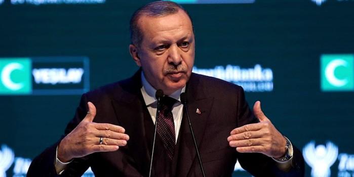 Erdoğan: Derbide taşı atan alkoliktir