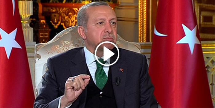 Erdoğan Galatasaray'ın skandal kararını yorumladı