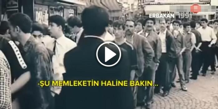 """Erdoğan'a """"Hırsız, diktatör ve tek adam"""" diyenlere bunu izlettirin!"""