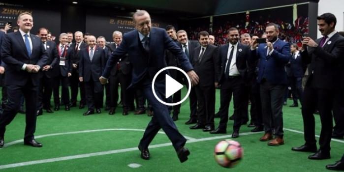 Erdoğan'dan penaltı golü!
