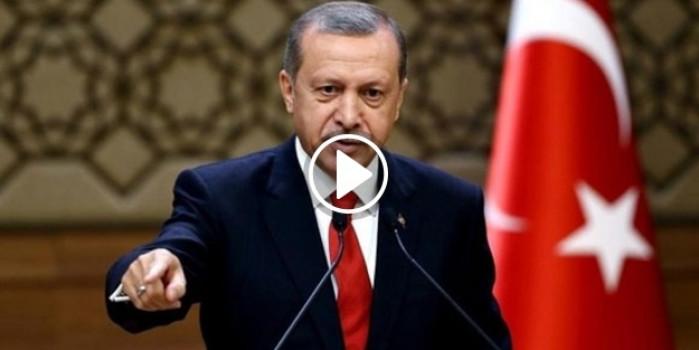 Erdoğan'dan sert 'Arena' tepkisi!