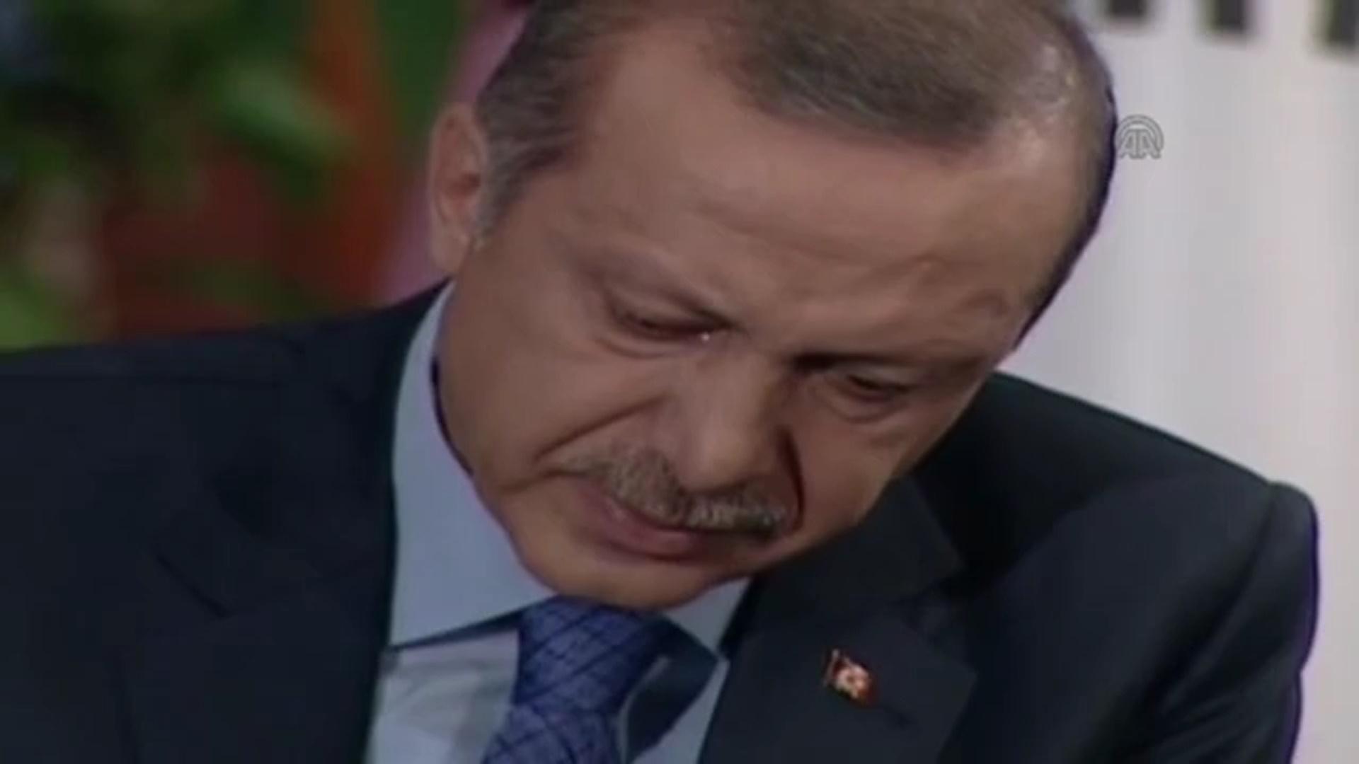 Erdoğan'ı ağlatan olay neydi?