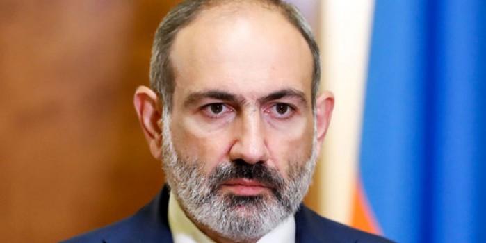 Ermeni Başbakan Peşinyan'ı mosmor eden sözler