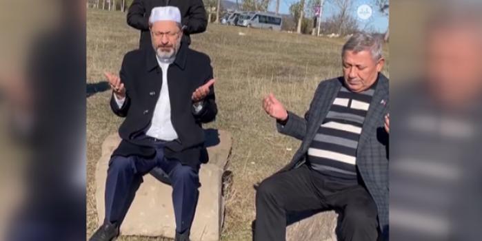 Ermenilerden kurtarılan Cıdır ovası dualarla yankılandı
