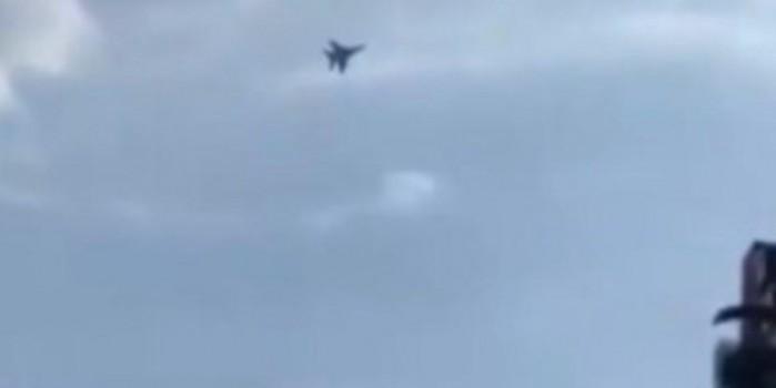 Ermenistan karıştı! Ordu savaş uçağını havalandırdı