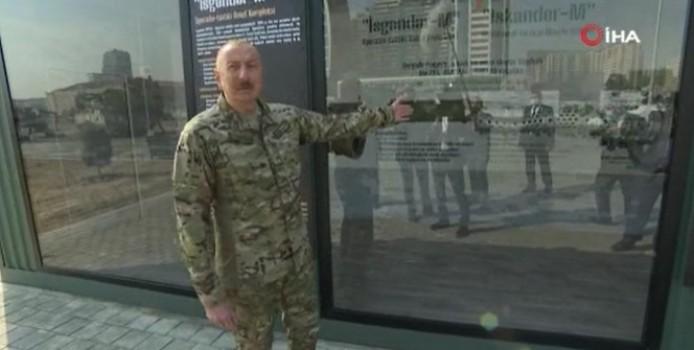Ermenistan'ın Dağlık-Karabağ'da 'İskender M' balistik füzesi kullandığı ortaya çıktı