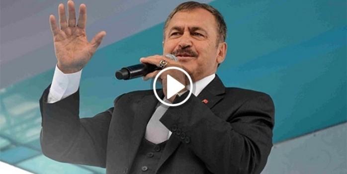 Eroğlu'ndan Bingöl'e 31 müjde