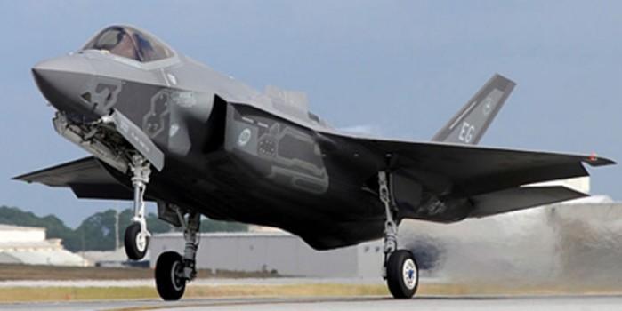 F-35'lerde 3 farklı yapılanma