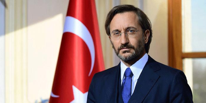 Fahrettin Altun kararlılık mesajı verdi: Sapkın seviciler tarafından hedef alındı!