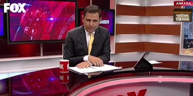 Fatih Portakal canlı yayında Bahçeli'ye çaktı
