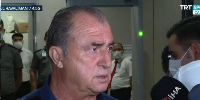 Fatih Terim'den Yunanistan açıklaması: Dostluk maçları dostlarladır