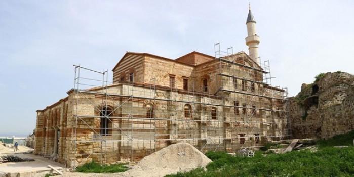 Fatih'in yadigarı cami 56 yıl sonra yeniden ibadete açılacak