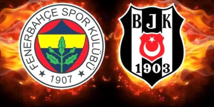 Fenerbahçe-Beşiktaş derbisini yönetecek hakem belli oldu