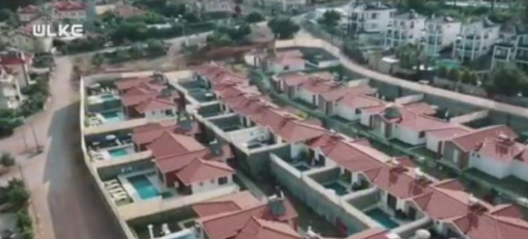 Fethiye'de villalara talep arttı