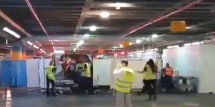 Filistinli kahramanlar, İsrail'e bedel ödetiyor! Hastanelere sedye sedye ölü ve yaralı taşınıyor