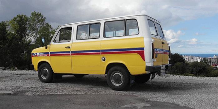 'Fizik Minibüsü'yle büyük ilgi gördü! 5 bin km yol giderek binlerce kitap dağıttı